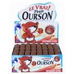 Véritable Petit Ourson Chocolat Lait (par 160) (lot de 2)