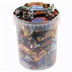 Miniatures Mars Twix Bounty Snickers Mix (lot de 2)