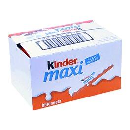 Kinder Maxi Lait Maxi Pack (lot de 2)