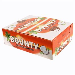 Bounty Noir (lot de 2)