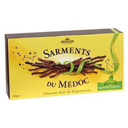 Sarments du Médoc Noir Menthe Intense (lot de 2)