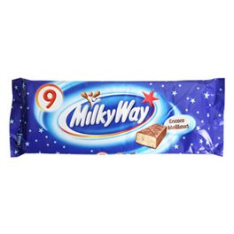 Milky Way 9 Pack (lot de 2)