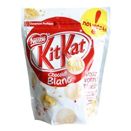 Kit Kat Ball Chocolat Blanc (lot de 2)