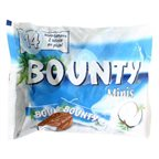 Bounty Lait Minis (lot de 2)