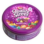 Quality Street Original Metal Box (lot de 2)