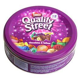 Quality Street Original Metal Box (lot de 2)