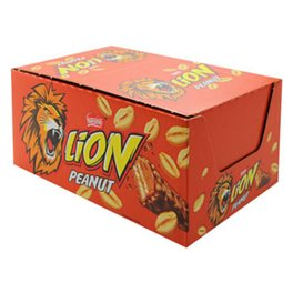 Lion Peanut (lot de 2)