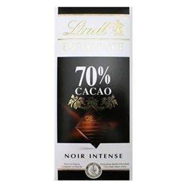 Lindt Excellence Noir Intense 70% Cacao (lot de 2)