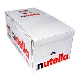 Barquettes individuelles Nutella (lot de 2)