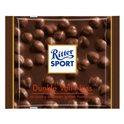 Ritter Sport Noir Noisettes Entières (lot de 2)
