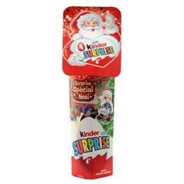 Kinder Surprise Noël (lot de 2)