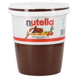 Maxi Pot Nutella 3Kg (lot de 2)