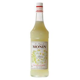 Sirop Monin Anis (lot de 2)