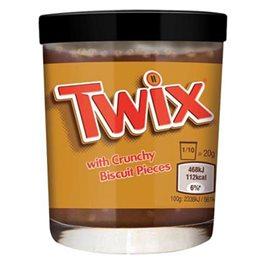 Pâte à tartiner Twix (lot de 2)