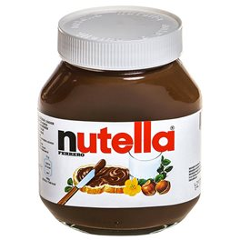 Nutella 750g (lot de 2)