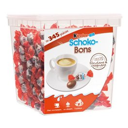 Megabox Kinder Schoko-Bons Mini (lot de 2)