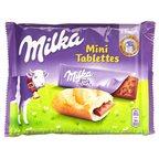 Milka Mini Tablettes (lot de 2)