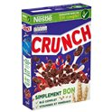 Nestlé Céréales Crunch (lot de 2)