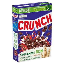 Nestlé Céréales Crunch (lot de 2)