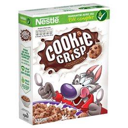 Nestlé Céréales Cookie Crisp (lot de 2)