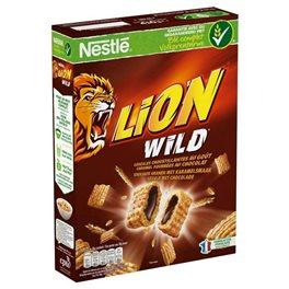 Nestlé Céréales Lion Wild (lot de 2)