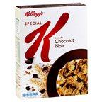 Kellogg's Special K Chocolat Noir (lot de 2)