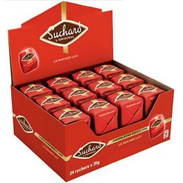 Rocher Suchard Lait (lot de 2)