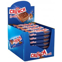 Nestlé Crunch Snack (lot de 2)