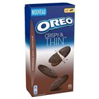 Oreo Crispy Thin Crème Chocolat (lot de 2)