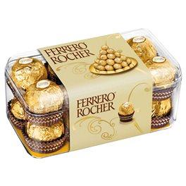 Ferrero Rocher (16 bouchées) (lot de 2)