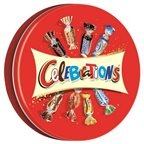 Celebrations Collector Metal Box (lot de 2)