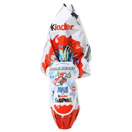 Maxi Kinder Oeuf Surprise Mariokart (lot de 2)