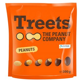 Treets The Peanuts Compagny 300g (lot de 2)