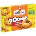 St Michel Doonuts Pépites Chocolat 180g (lot de 4)