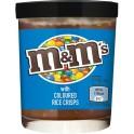 M&M's Crispy Pâte à Tartiner 190g (lot de 4)