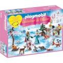 PLAYMOBIL 9008 Famille - Calendrier De l'Avent