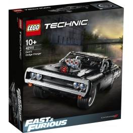 LEGO Technic 42111 - La Dodge Charger de Dom