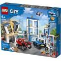 LEGO City 60246 - Le Commissariat de Police