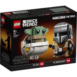 LEGO Star Wars 75317 - Le Mandalorien et l'Enfant