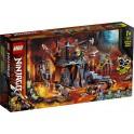 LEGO NINJAGO 71717 - Le donjon du Crâne