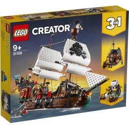 LEGO Creator 31109 - Le bateau pirate