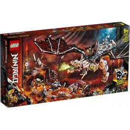 LEGO NINJAGO 71721 - Le dragon du Sorcier au Crâne