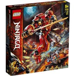 LEGO NINJAGO 71720 - Le Robot de feu et de pierre