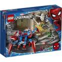 LEGO Marvel 76148 - Spiderman contre Docteur Octopus