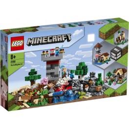 LEGO Minecraft 21161 - La boîte de construction 3.0
