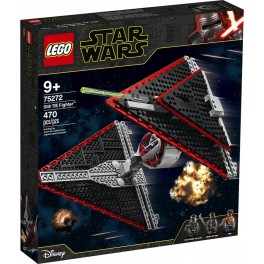 LEGO Star Wars 75272 - Le Chasseur Tie Sith