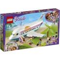 LEGO Friends 41429 - L'avion de Heartlake City