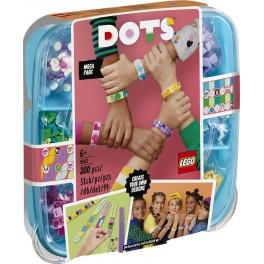 LEGO DOTS 41913 - La méga-boîte de bracelets