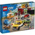 LEGO City 60258 - L'Atelier de Tuning
