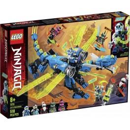 LEGO Ninjago 71711- Le Cyber Dragon de Jay